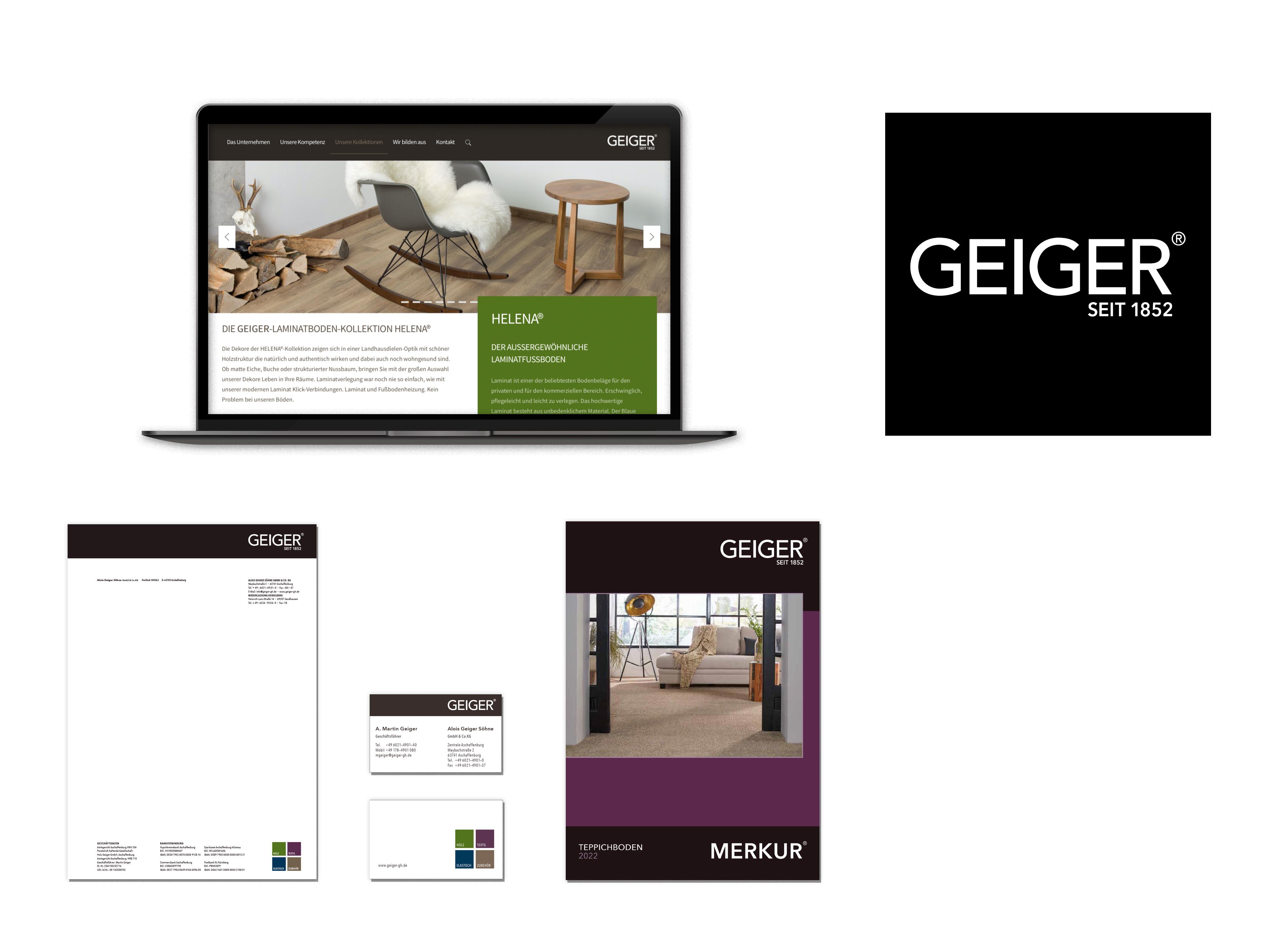 Geschäftsaustattung Alois Geiger GmbH