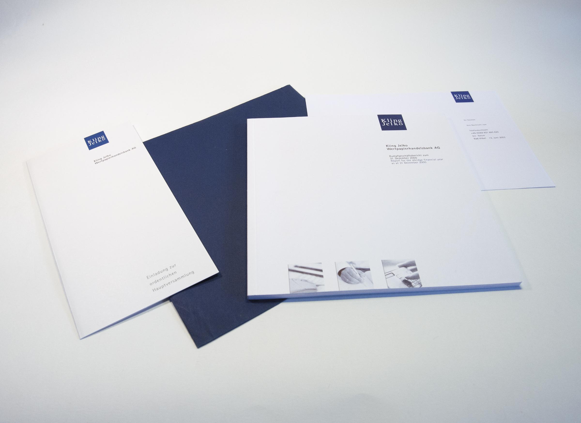 Titel Einladung Geschäftsbericht