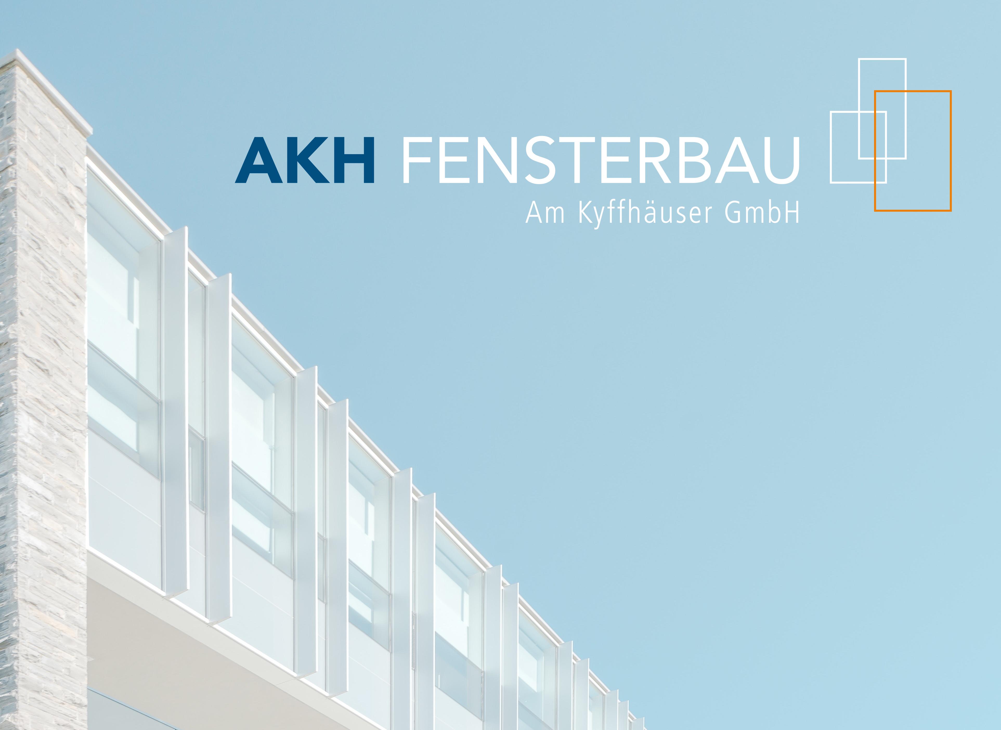 Logo AKH Fensterbau